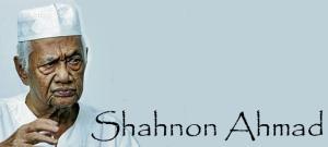 Shahnon Ahmad