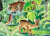 Sang Kancil et Harimau