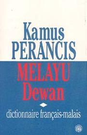 Dictionnaire Français-Malais