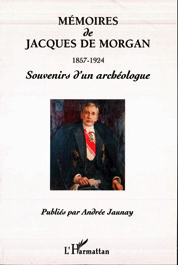 Jaunay - Mémoires de Jacques de Morgan