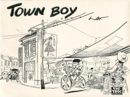 Lat - Town Boy