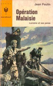Paulin - Opération Malaisie