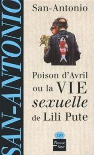 San-Antonio - Poison d'avril