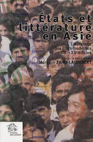 Zaini-Lajoubert - États et Littérature en Asie