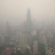 Le haze de Kuala Lumpur