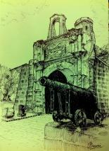 Porte d'A Famosa | © Ahusmi