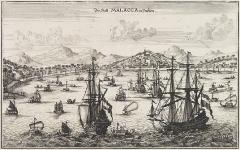 Malacca au XVIIIe siècle