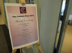 Prix Calistro 2012