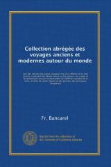 Bancarel - Collection abrégée