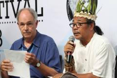 Eric Hansen et Mahat Akiya