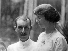 Geneviève et Henri Fauconnier