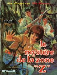 Forton-Vernes - Bob Morane et le mystère de la Zone %22Z%22