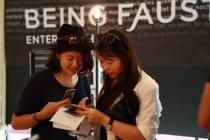 Being Faust - Enter Mephisto (© Goethe Institut Malaysia)